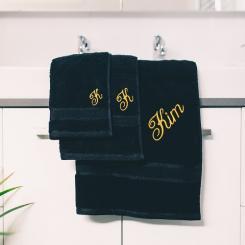3 & 4 Piece Towel Sets