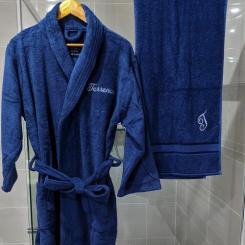 Robe & Towel Set