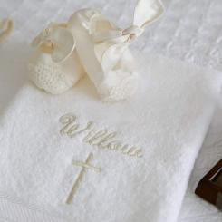 Christening, Baptism Towels & Bibs