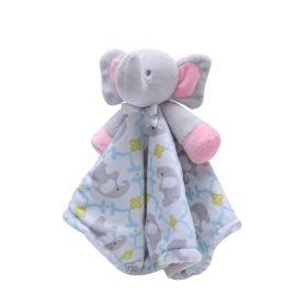 Security Blanket Pink Elephant