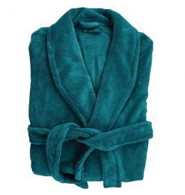 Microplush Robe by Bambury Teal