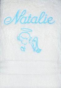 Child's Angel Towel