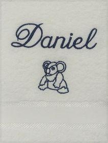 Child's Koala Towel