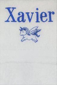 Child's Unicorn Towel