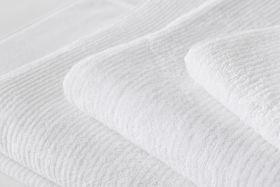 Sheridan Living Textures Towel White